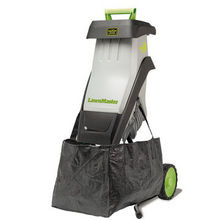 Chipper Shredder with Collection Bag